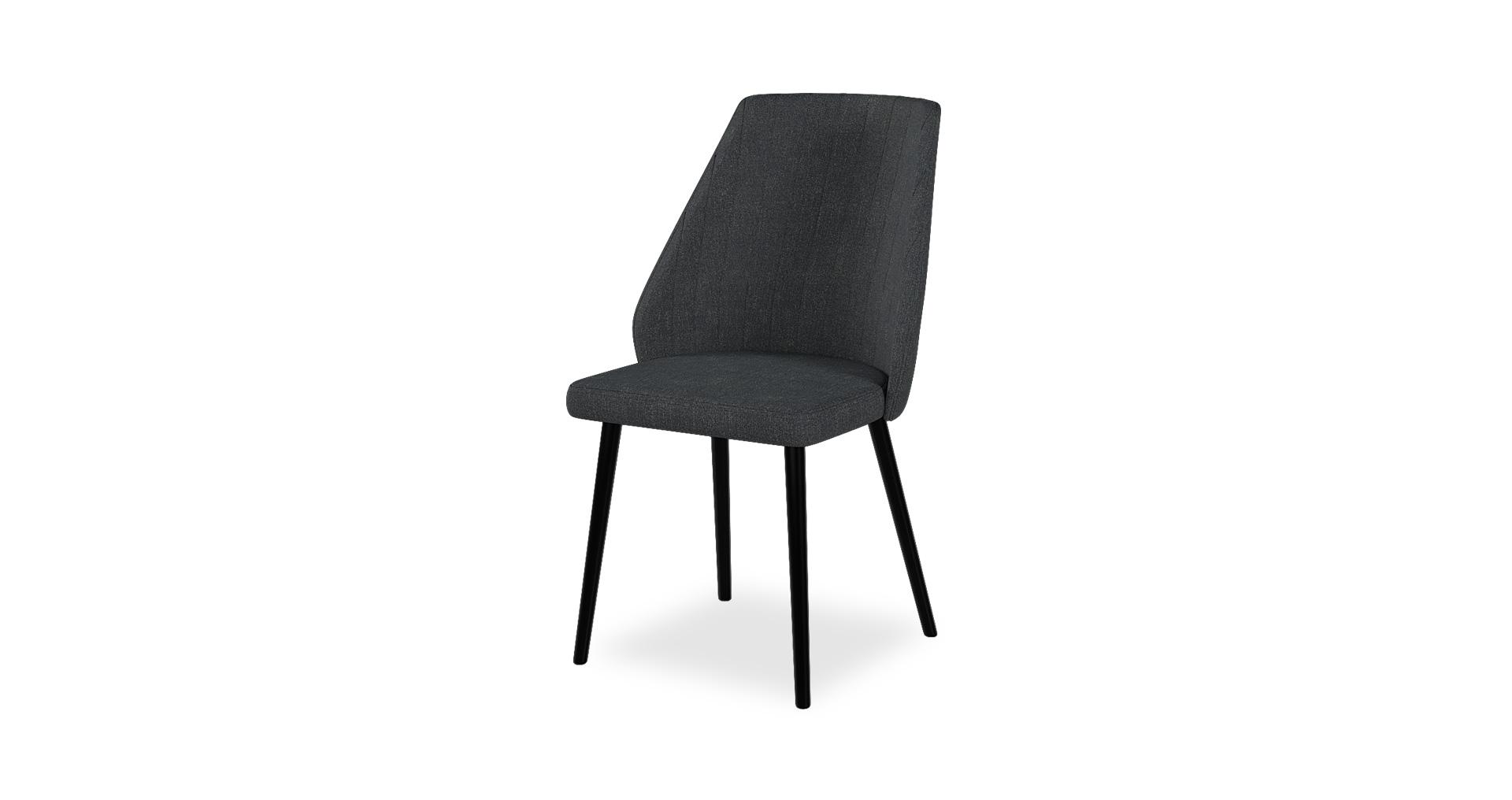 כסא צ'פלין בגוון כחול רעם