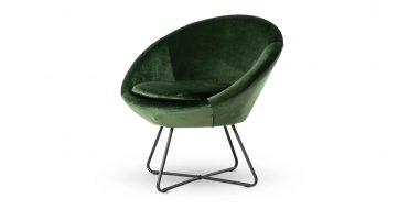כורסא סנטר בגוון ירוק יער