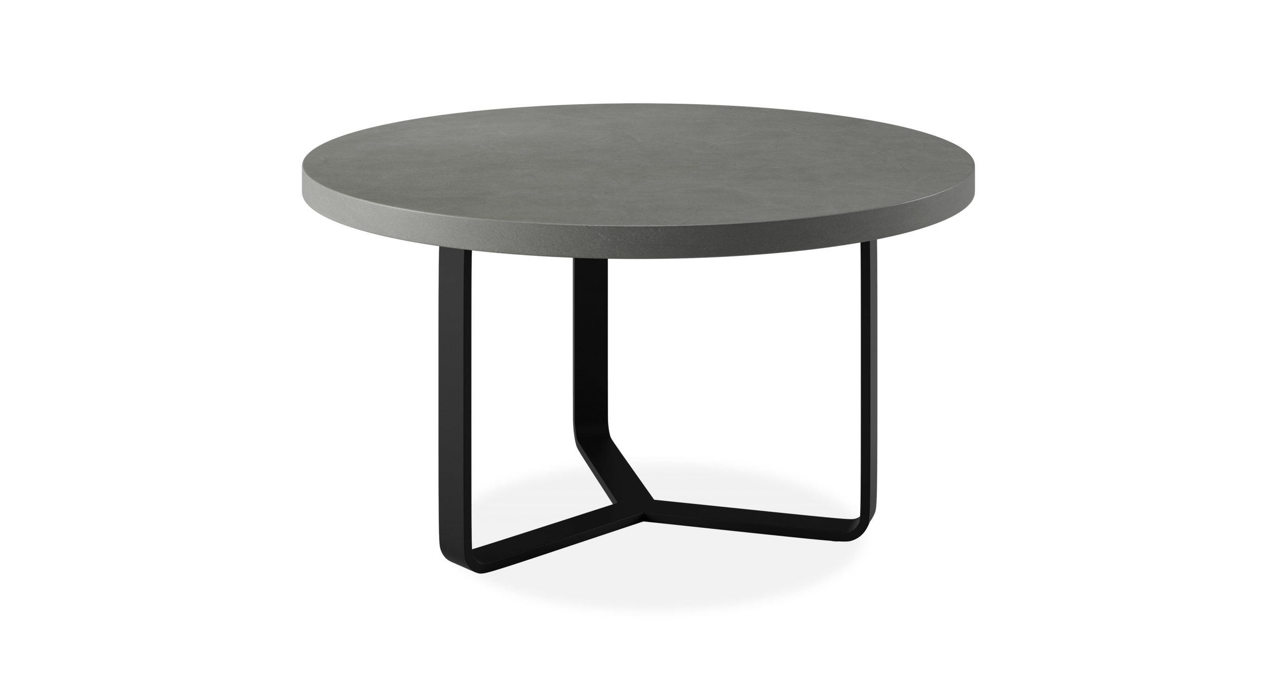 """שולחן סלון קומבי 70 ס""""מ בגוון קליי סטון"""